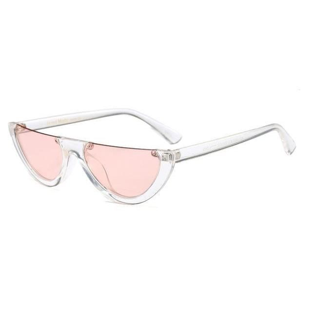 9518c0cb3a2 Moonchild Half Frame Sunglasses