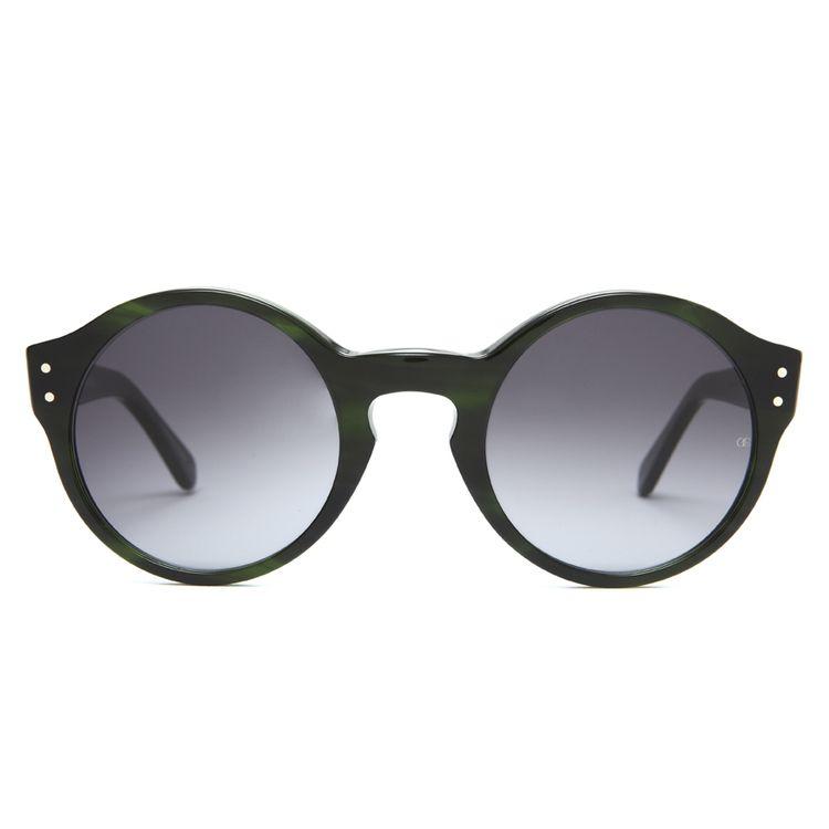 98301605af Casper in Evergreen - Oliver Goldsmith Sunglasses  olivergoldsmith   sunglasses  casper