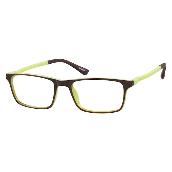 9784e2c56c 2016615 Rectangle Eyeglasses