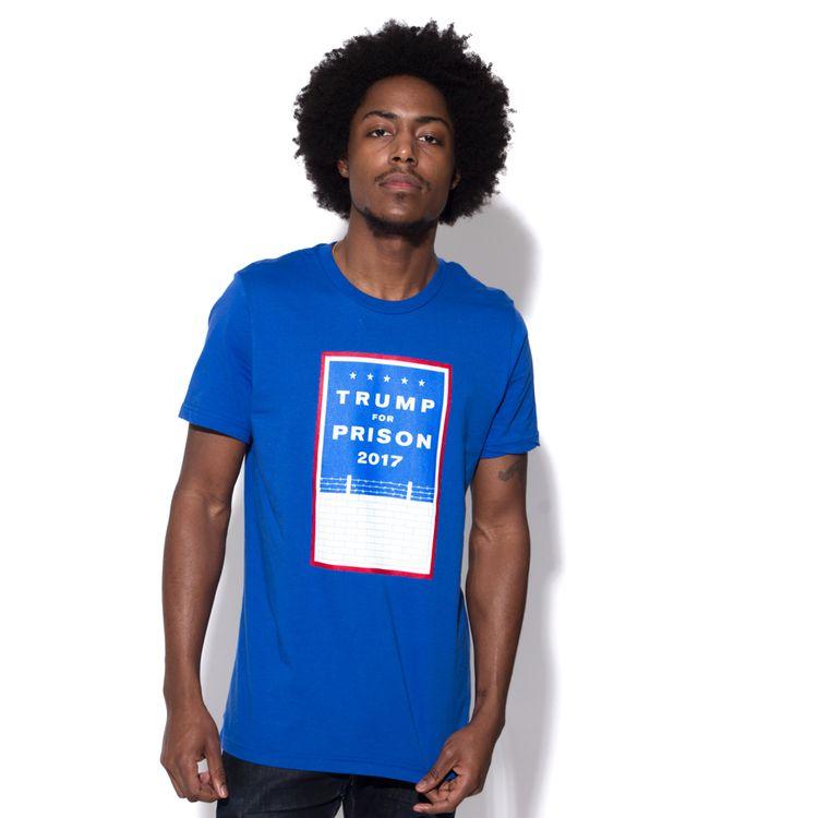 d040ec228c9 Trump For Prison Wall  trumpforprison anti trump meme  anti trump hats   activist t-shirts  protest shirts  protest clothing  activist clothing   democrat t ...