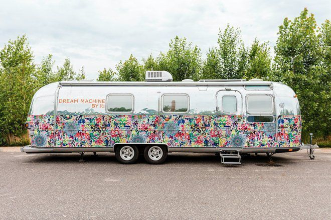 Check Out a Gorgeous, Cleverly Revamped Airstream Trailer