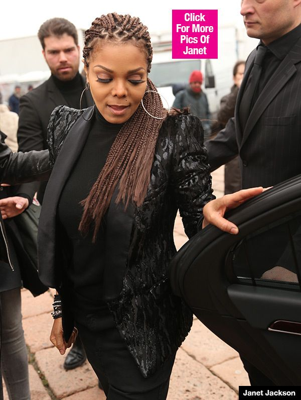 Janet Jackson On Bed Rest: Gains 100 Lbs. During High Risk Pregnancy — Report