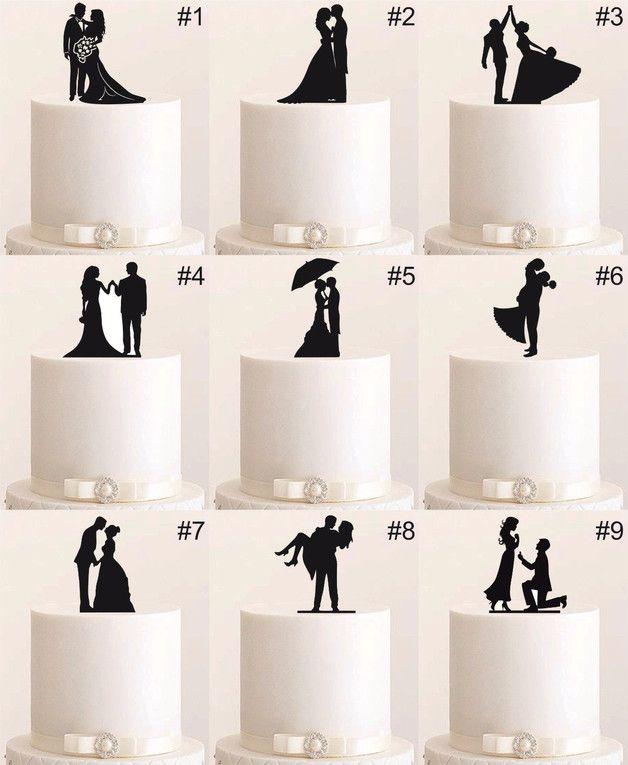 Hochzeitsdeko Tortenfigur Cake Topper Wedding Hochzeit A