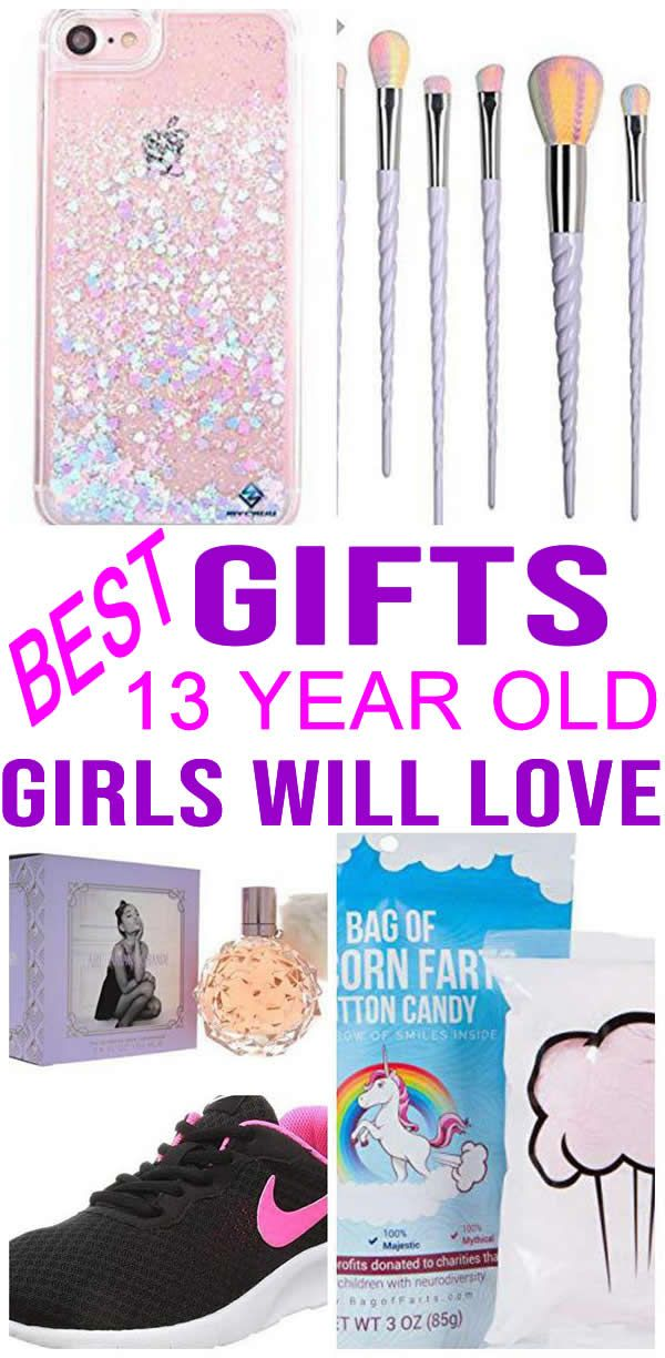 GRAB the BEST gifts 13 year old girls will love! Most POPU
