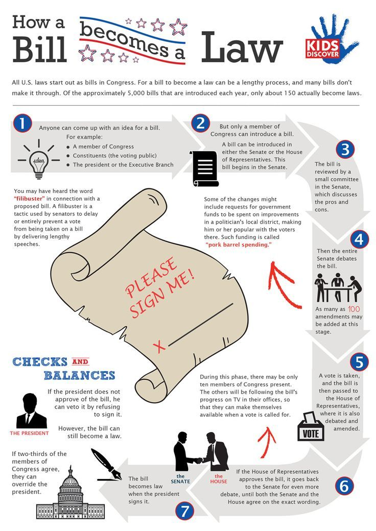 Check Out This Downloadable Infographic About How A Bill B
