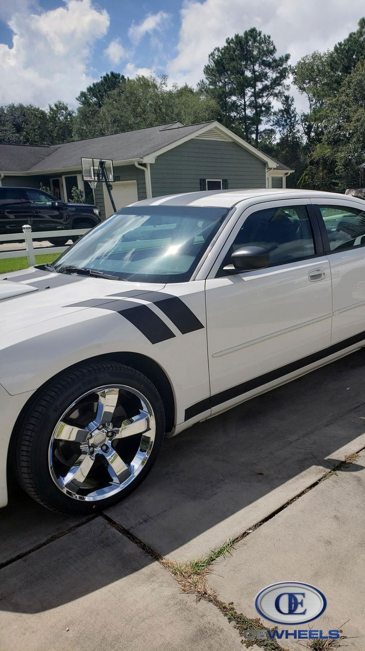 Dodge Charger 18 Inch Rims : dodge, charger, Wheels, Customer, Review, Dodge, Chargers:, Immersive, Guide