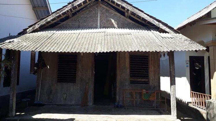 Rumah Zohri dulu