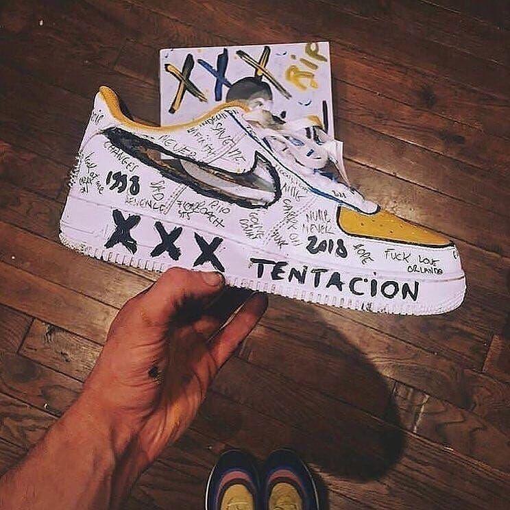 Custom Sneaker By insanesneaker