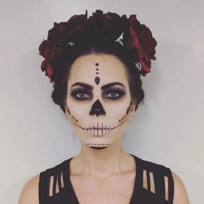 164+ spooky halloween makeup ideas to try this october 22 ~ thereds.me