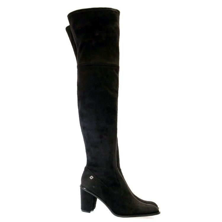 85c2a0199 Bota Over the Knee Pt 4010714 Capodarte | Moselle calçados finos femininos!  Moselle sua boutique