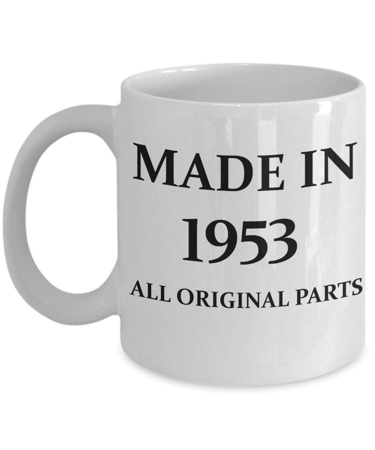 1953 Birthday Gifts For Men Cd Women 65th Bithday
