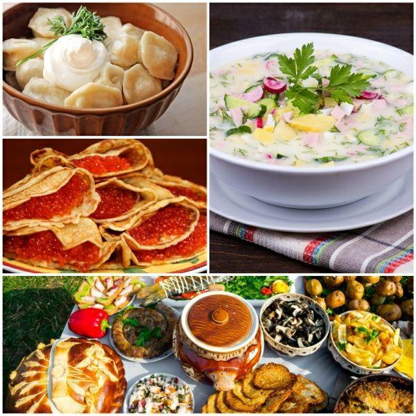 Russische Rezepte Russische Gerichte Russisches Essen