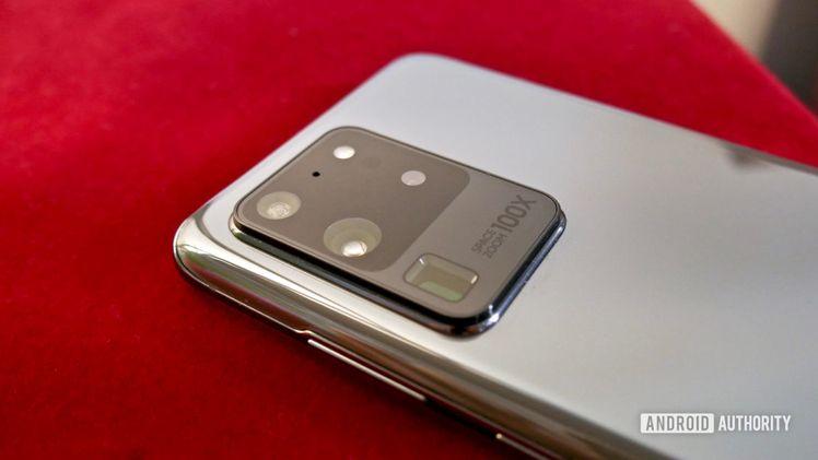 دوربین سامسونگ Galaxy S21