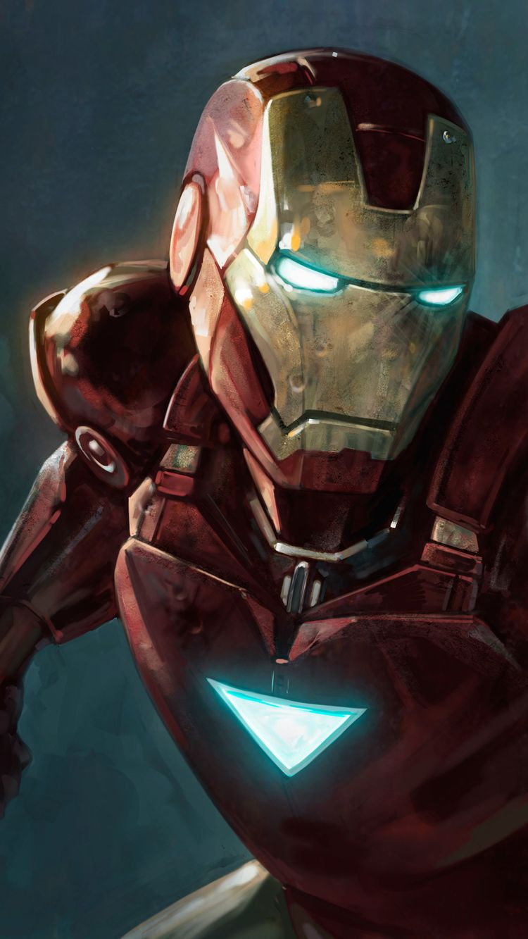 Iron Man Closeup Art, HD Superheroes Wallpapers Photos and Pictures