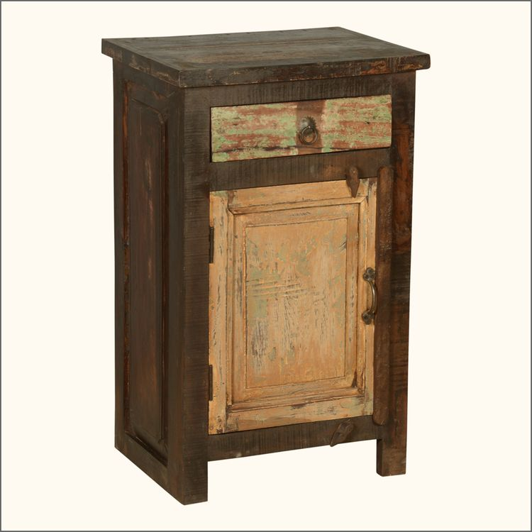 Holz Nachttisch zurückgefordert holz nachttisch pottery barn - organisier