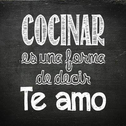 Frases Espanol Vida Amor Mio Cocina