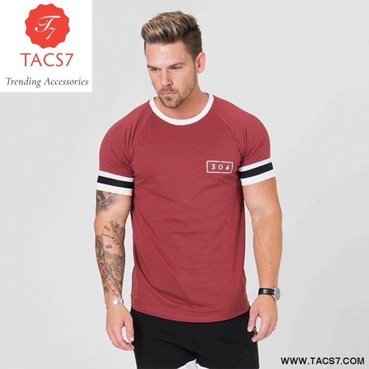 df79ffee9c3 Summer fashion brand Mens T-shirt
