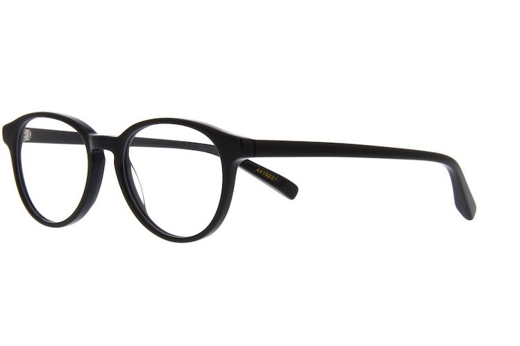 a8216d47f7 Black Pei Round Eyeglasses  4419221