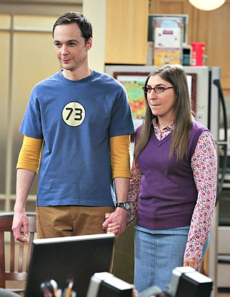 Mayim Bialik Reveals All About Sheldon and Amy's Major Relationship Moment on…