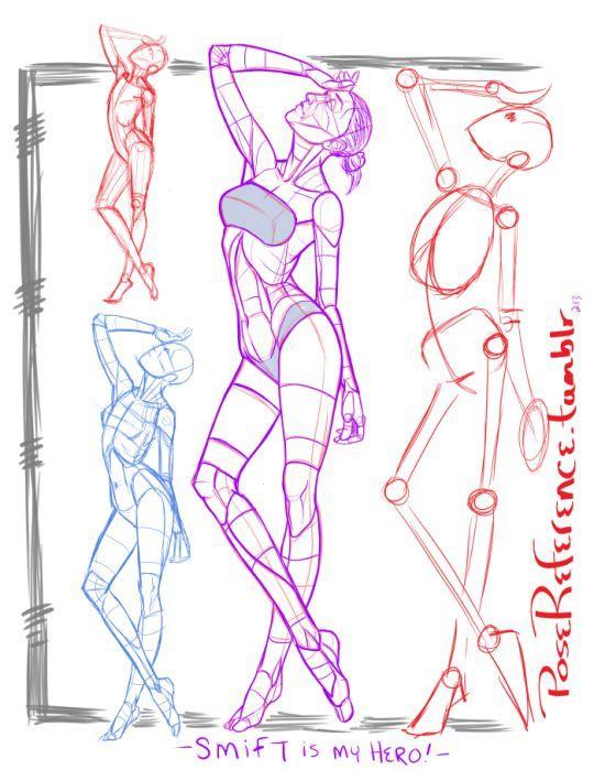 10+ fascinantes aprender a desenhar pessoas as idéias do corpo feminino