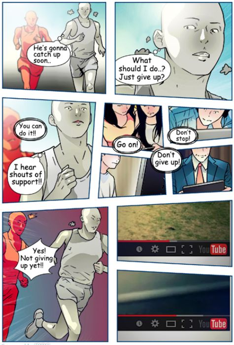 Online video streaming is an eternal race