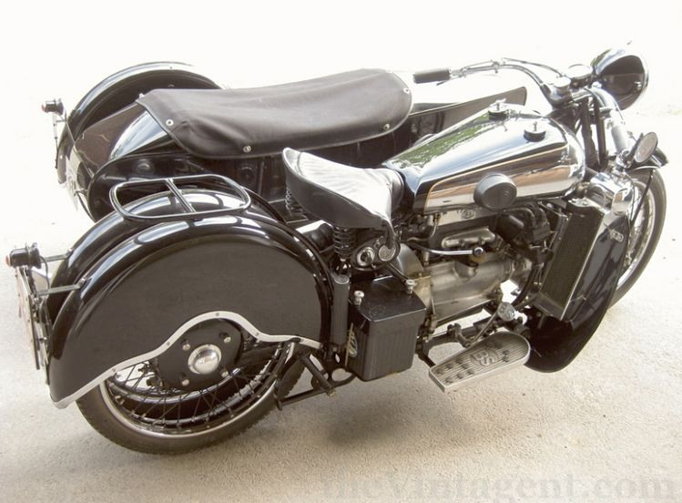 The Emperor of Motorcycles | The Vintagent