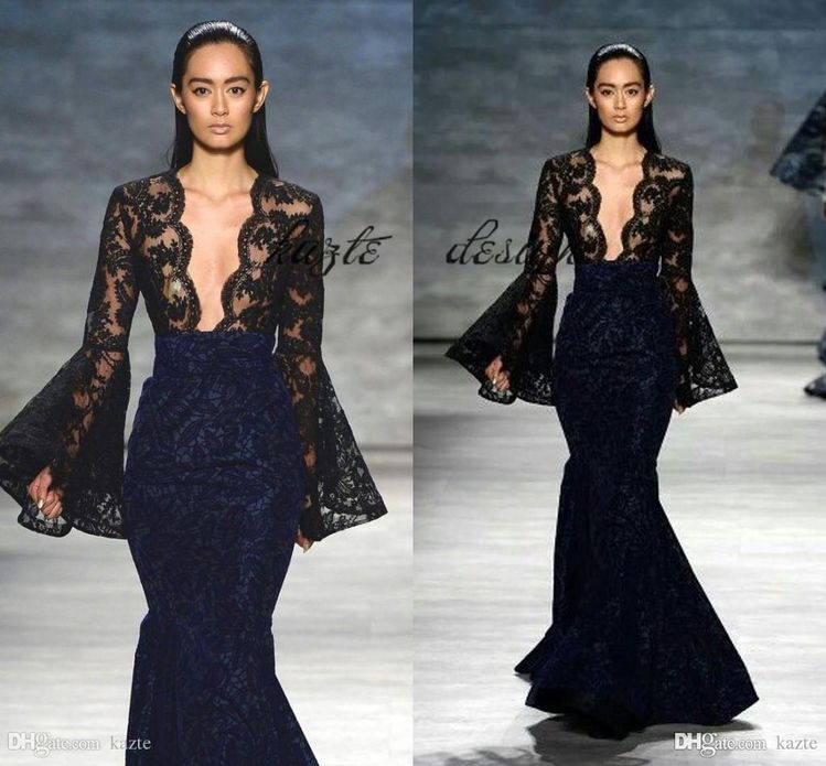 1ffca80405b6a Michael Costello Mermaid Evening Pageant Dresses with Long