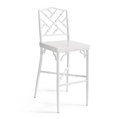 Excellent Chippendale 28H Bar Stool Grandin Road Machost Co Dining Chair Design Ideas Machostcouk