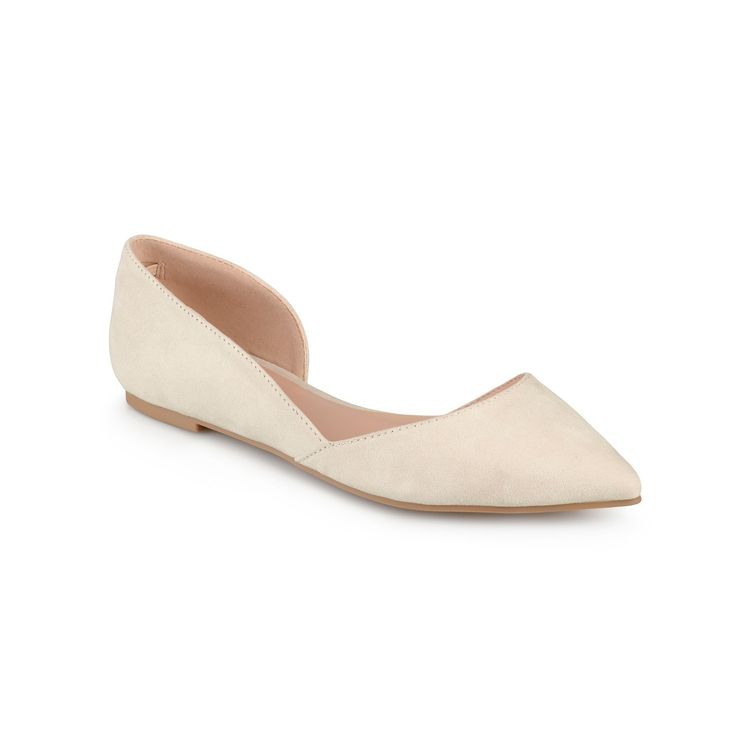 8075f7f9872b Journee Collection Ester Women s D Orsay Flats