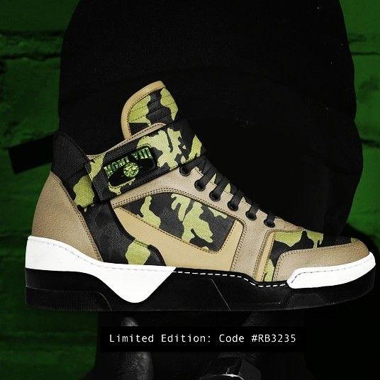 Italian made sneakers