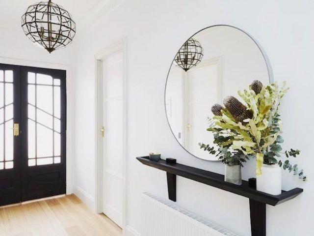 Comment meubler le couloir d\'entrée de la maison?   Cocon