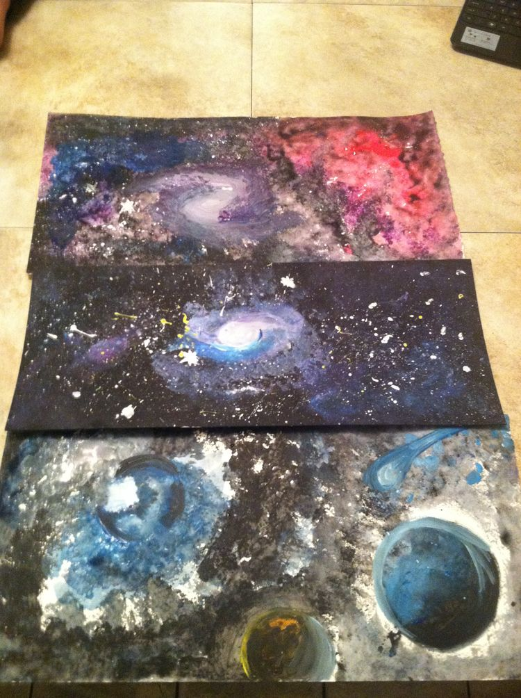 constellations project space art spacecraft - photo #19