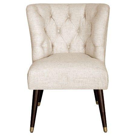 curved slipper chair nate berkus target rh pikby com