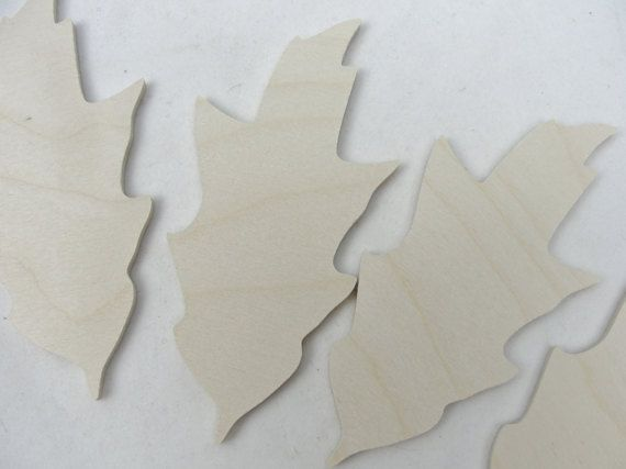 Large Wooden Oak Leaf Wooden Leaf Leaf Cutout Wood Leaf