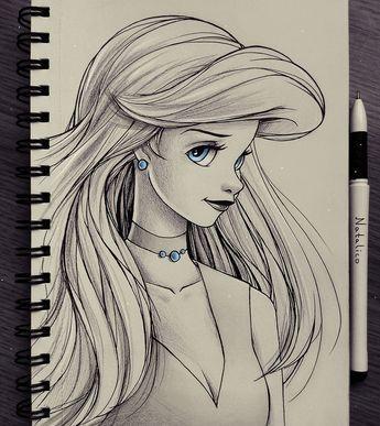 Retrato de Ariel