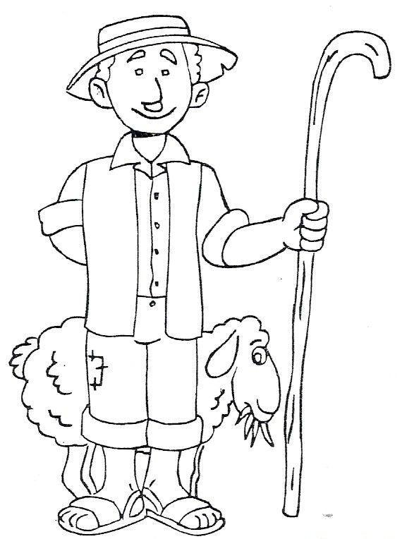 Meslekler Boyama Sayfaları 2 Okul öncesi Etkinlik Faaliy