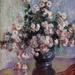 Claude Monet Chrysanthemums