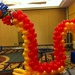 Balloon Chinese Dragon Sculpture. Perfect for Chinese New Years!
