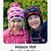 Mason Hat - brick be