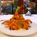 Mofongo with Shrimp from Barrachina Restaurant in Old San Juan. Yummy...