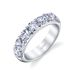 """They say when you meet the love of your life, time stops, and that's true."" -Daniel Wallace #showyourcoast ⠀⠀ Style No. WS20380 - - - - - - #diamondband #weddingband #bands #loveisnotcanceled #diamonds #2021love #ringinspo #bling #ringideas #wedding #ringdesigner #whitegold #platinum #platinumjewelry #whitegoldband #mesmerizeher #coastdiamond #platinumband #sparklythings #showyourcoast #diamonds"