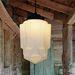 Art deco glass pendant light - tudo and co – Tudo And Co