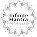 Infinite Mantra | Original Art, Tapestries & Custom Art Journals