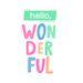 hello, Wonderful | Creative Living With Kids