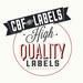 CBF Labels Inc.