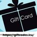 Points Prizes Gift Cards