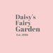 Daisy's Fairy Garden