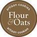 Flour and Oats Artisan Cookies