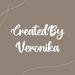 CreatedByVeronika