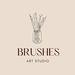 Brushes | Art studio